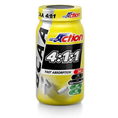 PROACTION BCAA GOLD 250CPR 411