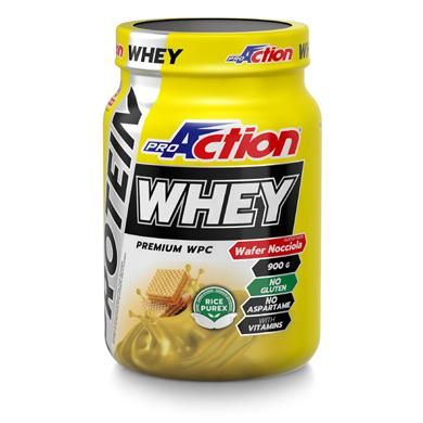 PROACTION WHEY WAFER NOCCIOLA