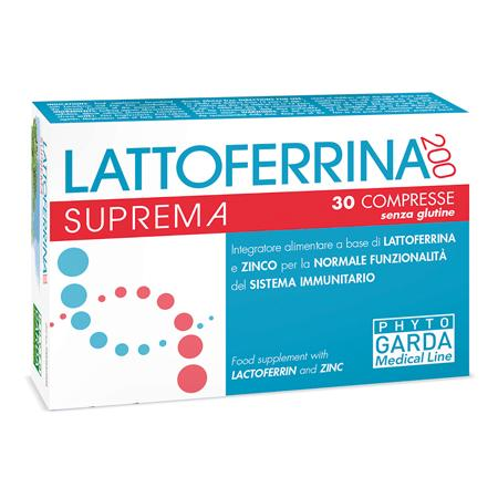 LATTOFERRINA 200 30CPR SUPREMA